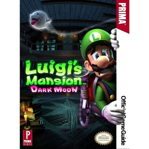 Prima LUIGI'S MANSION: DARK MOON (VIDEO GAME ACCESSORIES)