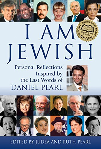 Cover of I Am Jewish: Personal Reflections Inspired by the Last Words of Daniel Pearl