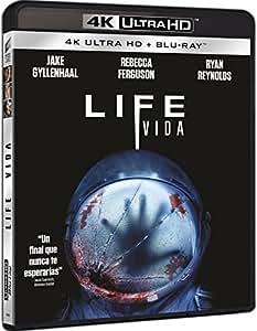 Life (Vida) (4K UHD + BD) [Blu-ray]