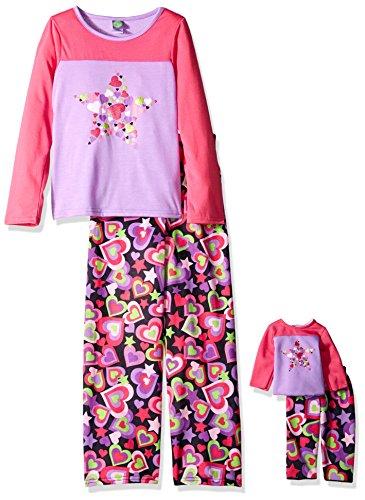 Dollie Me Girls Hearts Sleepwear