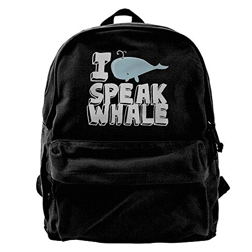 I Speak Whale Bag - 1
