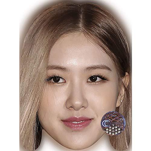 Rosa (Blackpink) Celebrity Mask, Card Face and Fancy Dress Mask