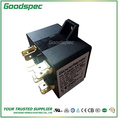 HLR3800-4AG3D Potential Type Motor Starting Relay (Starting Relay Potential)