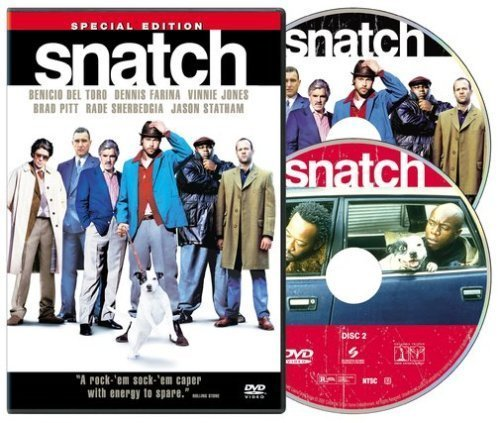 Snatch (Special Edition) by Sony Pictures Home Entertainment by Guy Ritchie (Snatch Dvd)