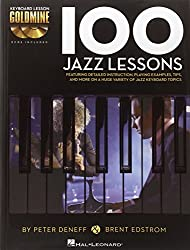 Keyboard Lesson Goldmine: 100 Jazz Lessons (Buch/2CD)