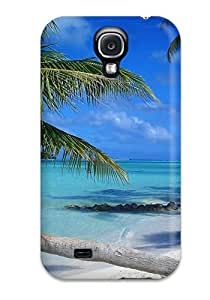 Nicholas D. Meriwether's Shop Ultra Slim Fit Hard Case Cover Specially Made For Galaxy S4- Bora Bora