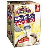 Mini Moo's Half & Half, .5oz, 192/Carton, Sold as 1 Carton, 192 Each per Carton