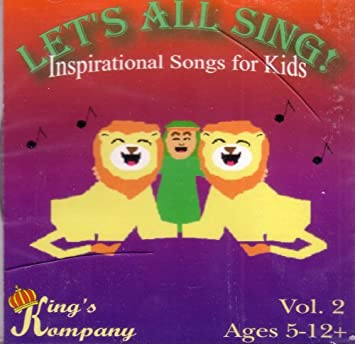 Inspirational songs to sing