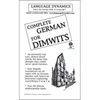 Complete German for Dimwits