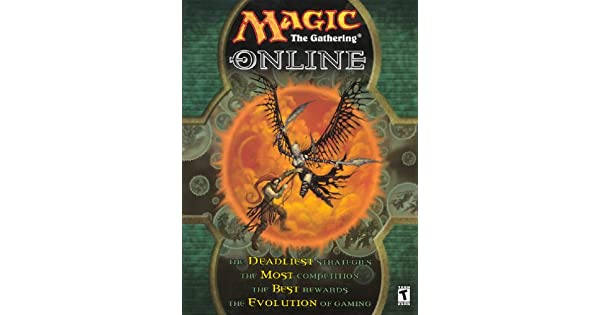 Amazon com: Magic The Gathering Online - PC: Video Games