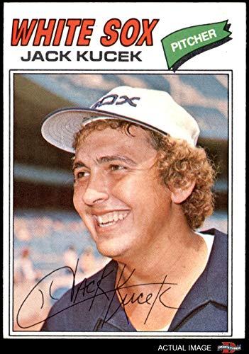 1977 Topps # 623 Jack Kucek Chicago White Sox (Baseball Card) Dean's Cards 4 - VG/EX White Sox