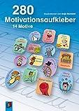 Motivationsaufkleber: 280 Motivationsaufkleber: 14 Motive