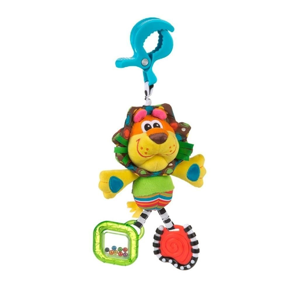 Playgro from our Dingly Danglys Collectables for Teething, Roary The Lion by Playgro   B00ETN3DFS