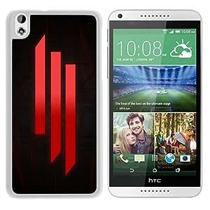 Hot Sale HTC Desire 816 Case ,Skrillex White HTC Desire 816 Cover Case Unique Popular Designed Phone Case