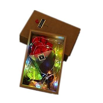 Amazon.com: Calidad. Una caja de regalo creativa con diseño ...