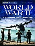 img - for World War II: A Student Encyclopedia (5 volume set) book / textbook / text book
