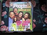 People Weekly (Party of Five..ScottWolf , Matthew Fox , Lacey Chabert , Neve Campbell , Jennifer Love Hewitt, March 3 , 1997)