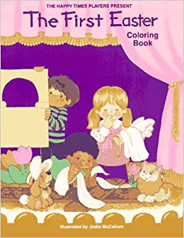 First Easter Coloring Book Standard Publishing Dana Stewart 9780784702772 Amazon Books