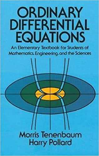 Ordinary differential equations dover books on mathematics morris ordinary differential equations dover books on mathematics morris tenenbaum harry pollard 9780486649405 amazon books fandeluxe Images