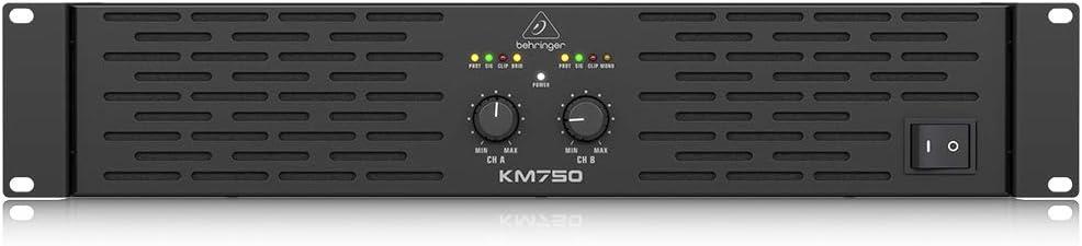 BEHRINGER KM750, Black