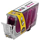 LD © Canon CLI221 Magenta Compatible Inkjet Cartridge W/ Chip, Office Central