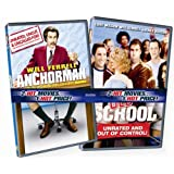 Anchorman: The Legend of Ron Burgundy/Old School