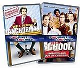 Anchorman / Old School (Full Screen Editions)