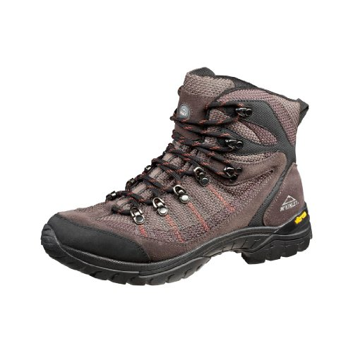 McKINLEY Trek-Schuh Cordova II AQ M, charc/grau/rot,41
