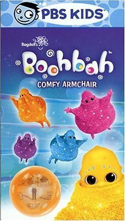 Boohbah   Comfy Armchair [VHS]