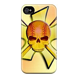 New Arrival Evil Game VcI23520ITXV Case Cover/ 4/4s Iphone Case