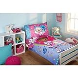 Disney Doc McStuffins Toy Doc 4-Piece Toddler Bedding Set
