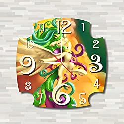My Little Pony 11.8'' Handmade unique Wall Clock - Get unique décor for home or office – Best gift ideas for kids, friends, parents
