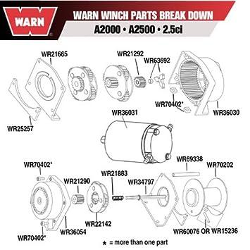 Warn Winch A2000 Schematic - Wiring Diagram Post on