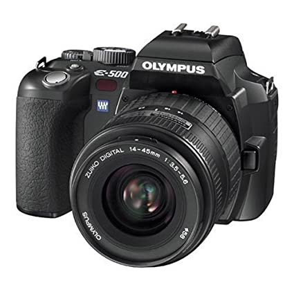amazon com olympus evolt e500 8mp digital slr with zuiko 14 45mm f rh amazon com Olympus Stylus Tough Olympus Waterproof Camera