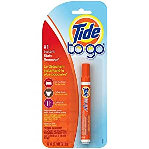Tide To Go Instant Stain Remover 0.33 oz ( Pack of 3)