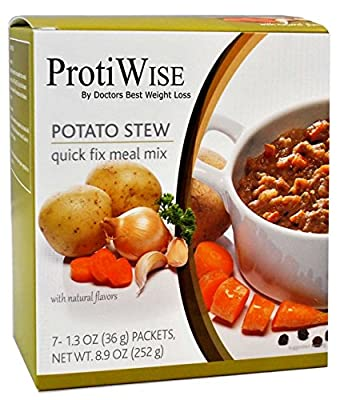 ProtiWise - High Protein Potato Stew Quick Meal (7 pack)