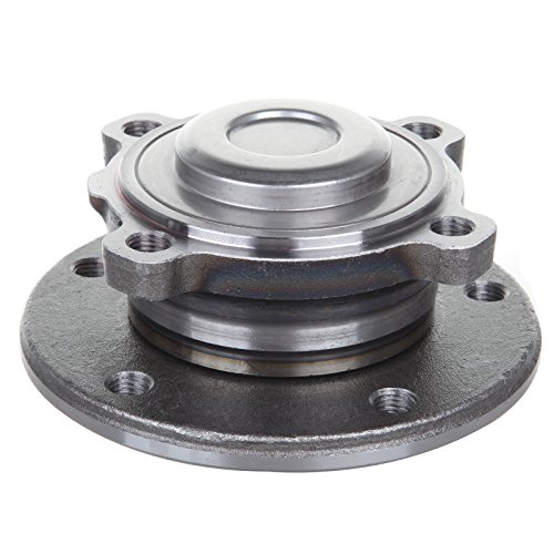 ECCPP Front Wheel Hub Bearing Assembly 5 Lugs w/ABS for 2006-2009 BMW Compatible with 513254