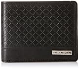 Louis Philippe Black Men's Wallet (LPU8514076)
