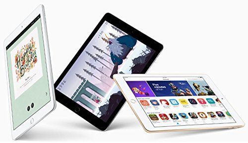Apple iPad 9.7″ with WiFi, 32GB (2017 Newest Model) (Certified Refurbished)