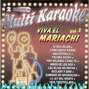 Various - MultiKaraoke OKE-0002 VIVA EL MARIACHI VOL. 2