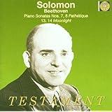 Solomon spielt Beethoven (Sonaten Nr. 7, 8, 13, 14) (Aufnahmen 1951-1956)