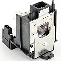 Sharp PG-D40W3D Projector Housing with Genuine Original Phoenix Bulb Inside