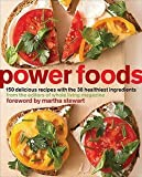 Whole Living Magazine: Power Foods : 150 Delicious Recipes with the 38 Healthiest Ingredients (Paperback); 2010 Edition