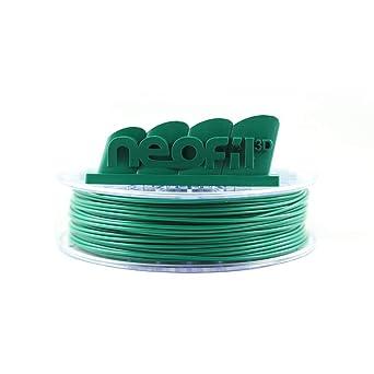Neofil3D PLA175GR20750G PLA Filamento para impresora 3D, 1,75 mm ...