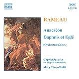 #10: Rameau: Orchestral Suites, Vol. 2 - Anacreon; Daphnis et Egle