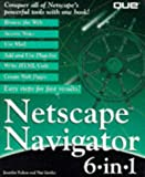 Netscape Navigator 6-in-1, Jennifer Fulton and Nat Gertler, 0789708078