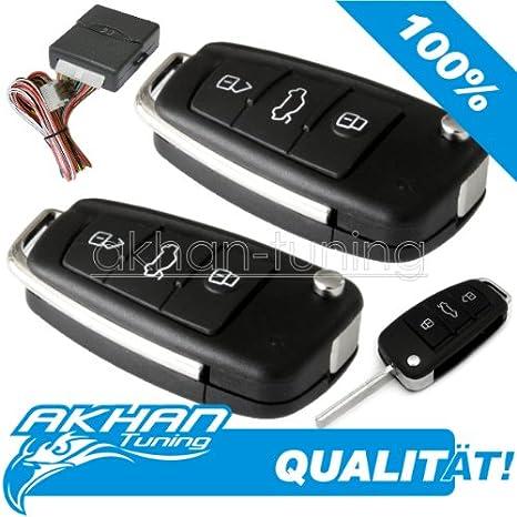 F68 Funk Klappschlüssel Inkl Schlüssel Mazda 323f Bj 96 97 Auto