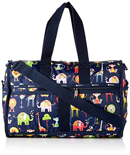 LeSportsac Women's Baby Weekender, Zoo Cute by LeSportsac