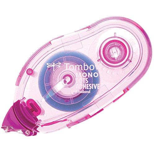 Tombow 62148 Glue Runner Refill Mono Dots Permament, Multicolor