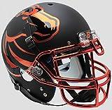 Schutt NCAA Boise State Broncos On-Field Authentic XP Football Helmet, Halloween Alt. 7